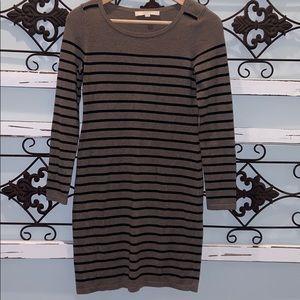 Sweater Dress Ann Taylor Loft Sz XXSP